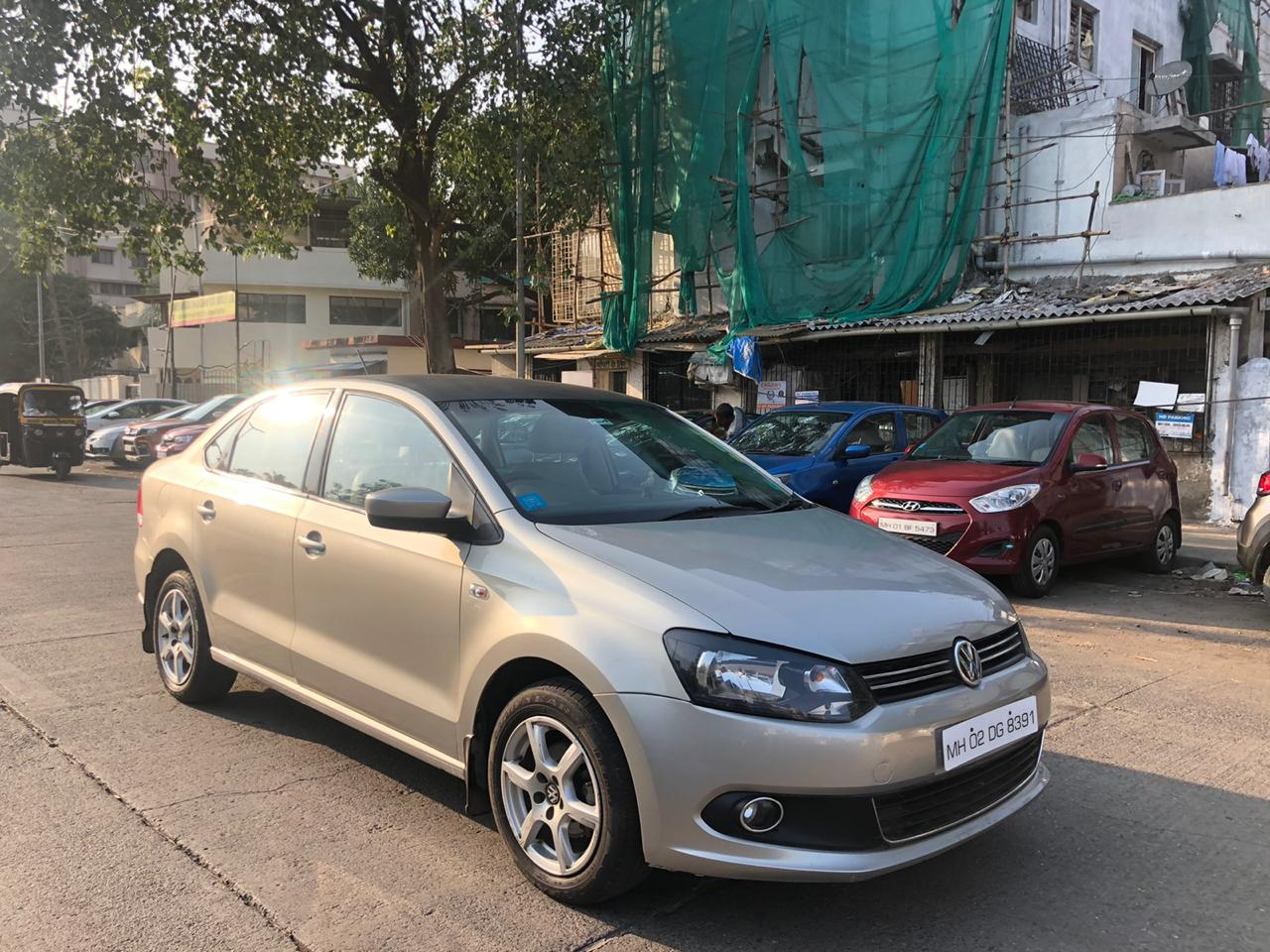 Used Volkswagen Vento 1 6 Highline Diesel In Mumbai 2014 Model India At Best Price Id 59747
