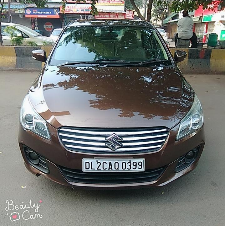 Used Maruti Suzuki Ciaz Cars In New Delhi