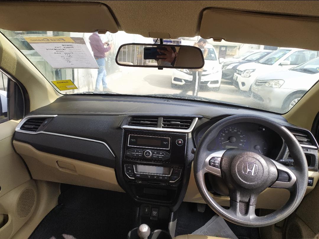 HONDA AMAZE 1.2 S I-VTEC O
