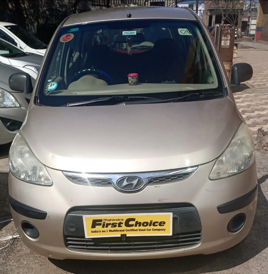 Used Hyundai I10 Cars In Ballabhgarh