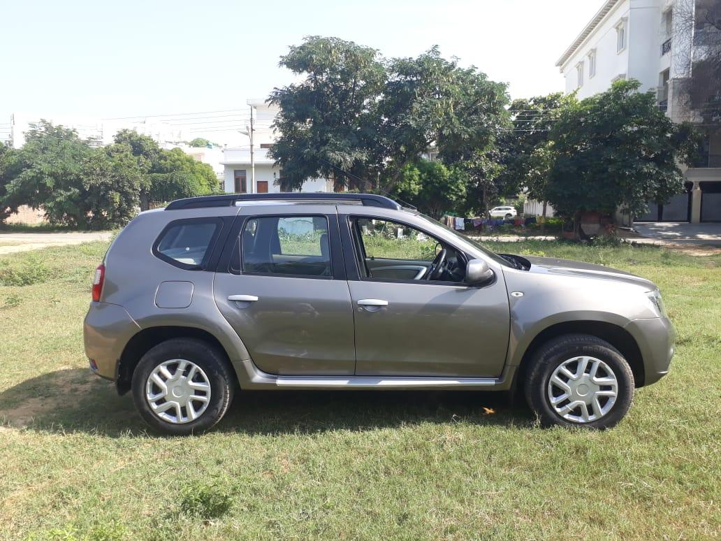 used nissan terrano xl p in gurgaon 2014 model, india at