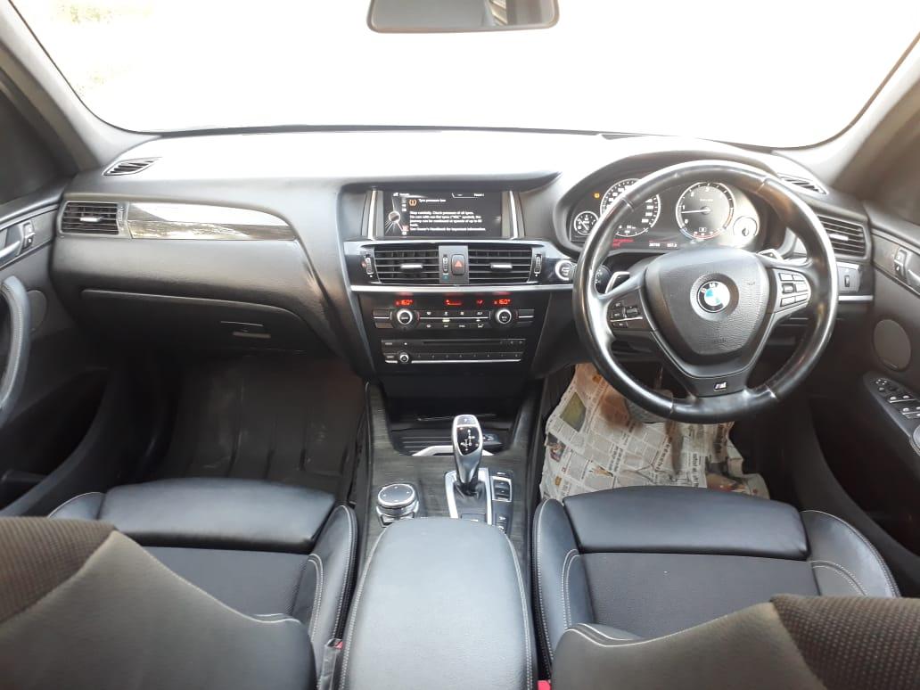 BMW X3 XDRIVE 30 D