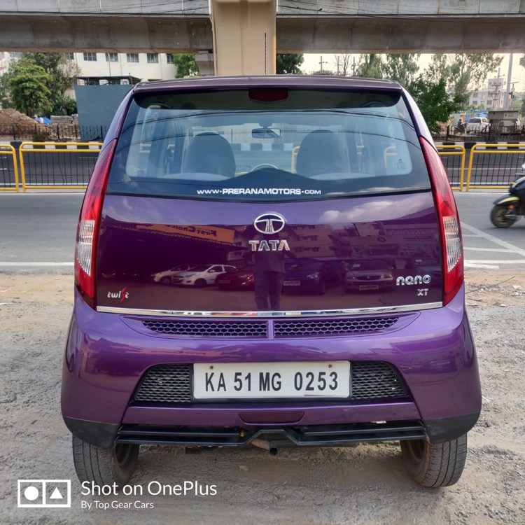Used Mitsubishi Pajero Sport Manual In Bangalore 2014: Buy Verified Second Hand Tata Nano Cars