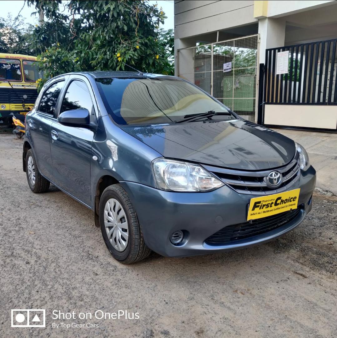 Used Toyota Etios Liva Cars In Udupi