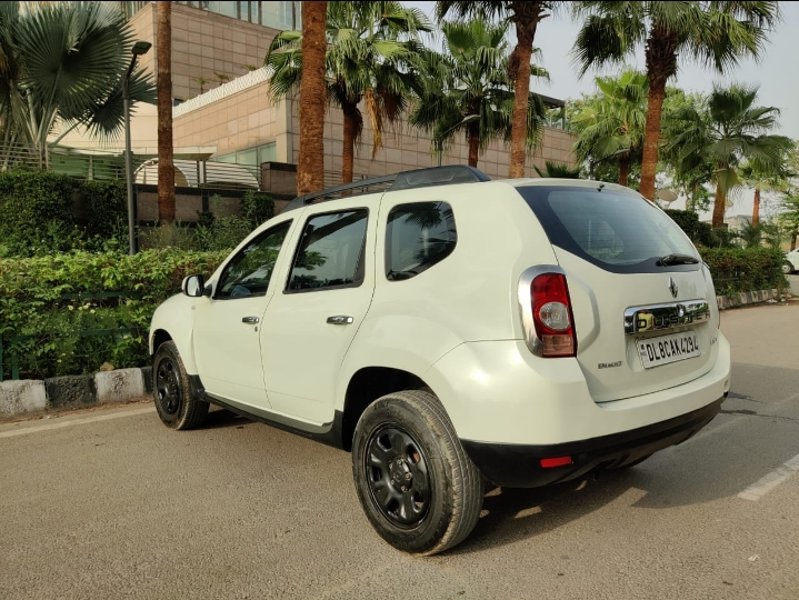 RENAULT DUSTER 85 PS RXL