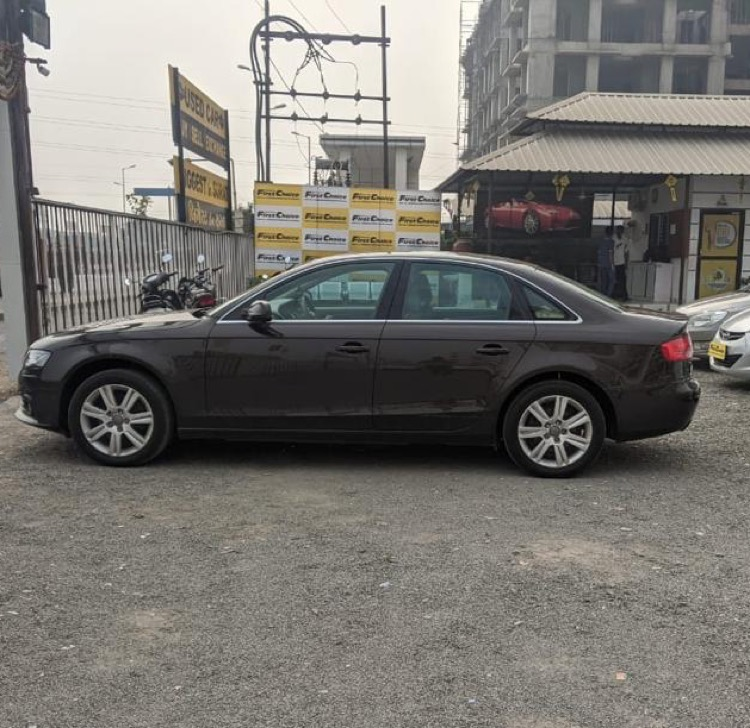 Buy Verified Second Hand Audi A4 Cars
