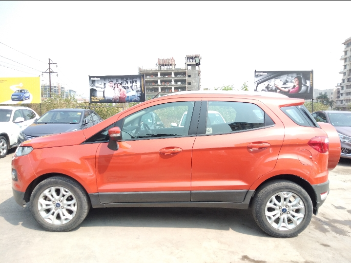 FORD ECOSPORT TITANIUM 1.5 TI VCT AT
