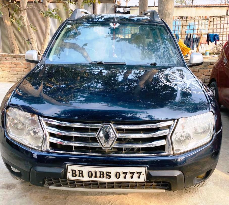 Used Renault Duster Diesel 85PS 4x2 MT In Patna 2013 Model