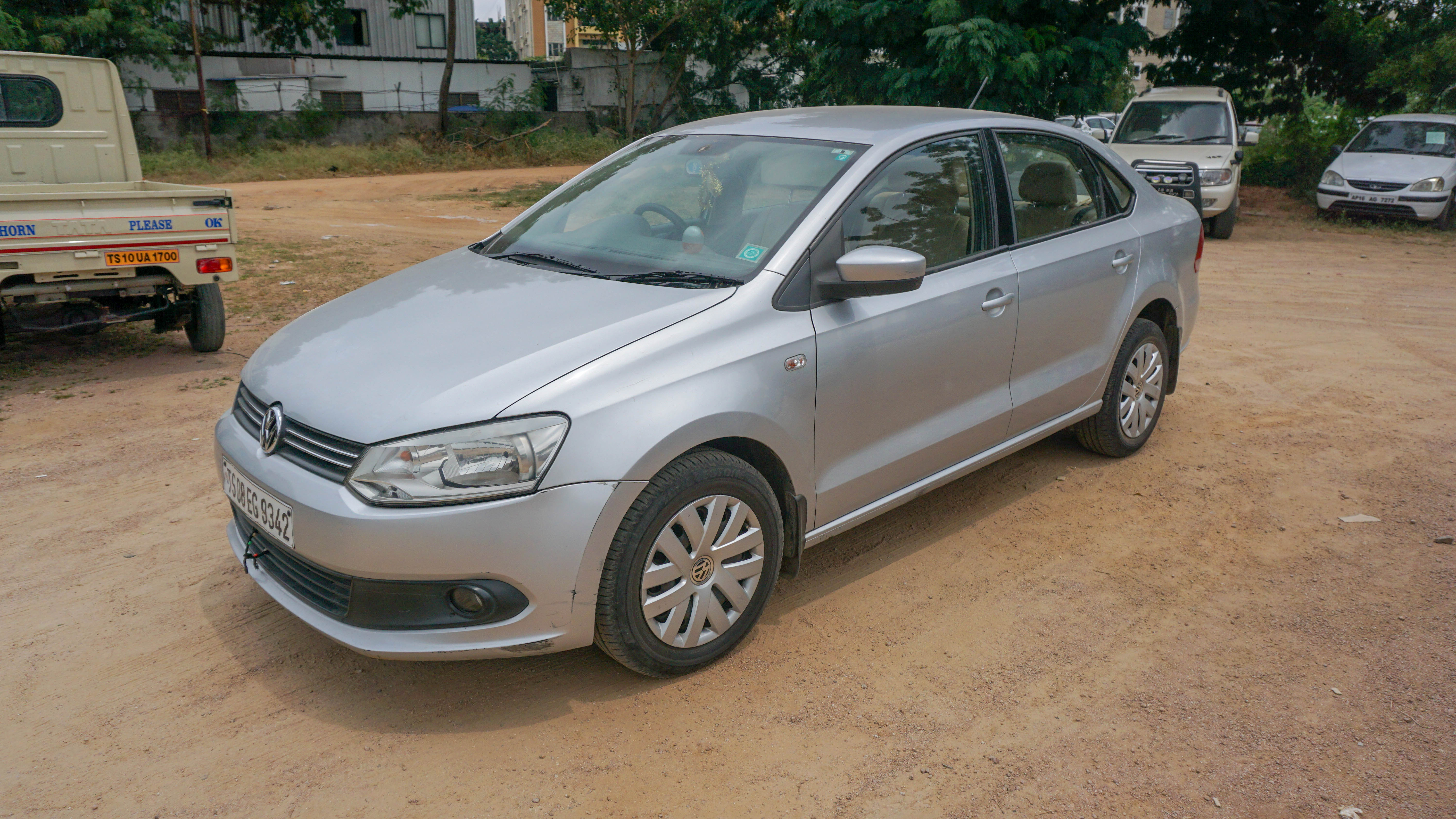 Used Volkswagen Vento 1 6 Comfortline Diesel In Hyderabad 2014 Model India At Best Price Id 58468