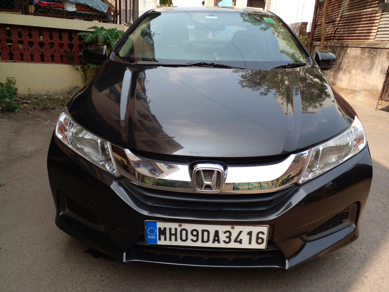 HONDA CITY SV MT PETROL