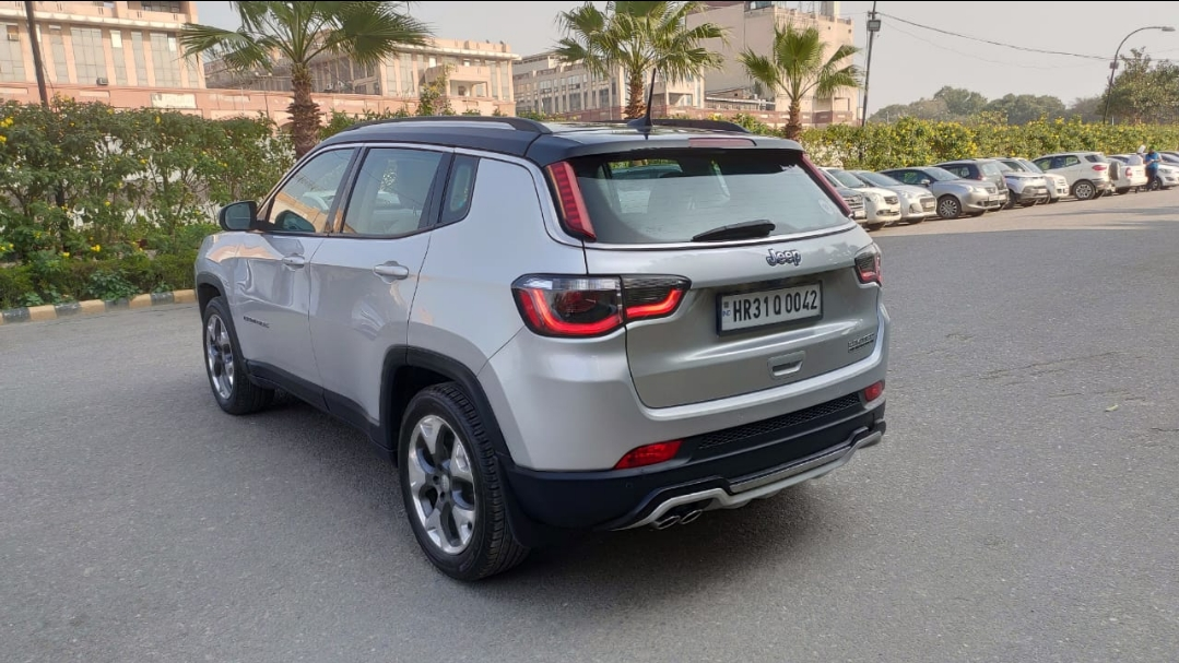 JEEP COMPASS LIMITED 2.0 DIESEL
