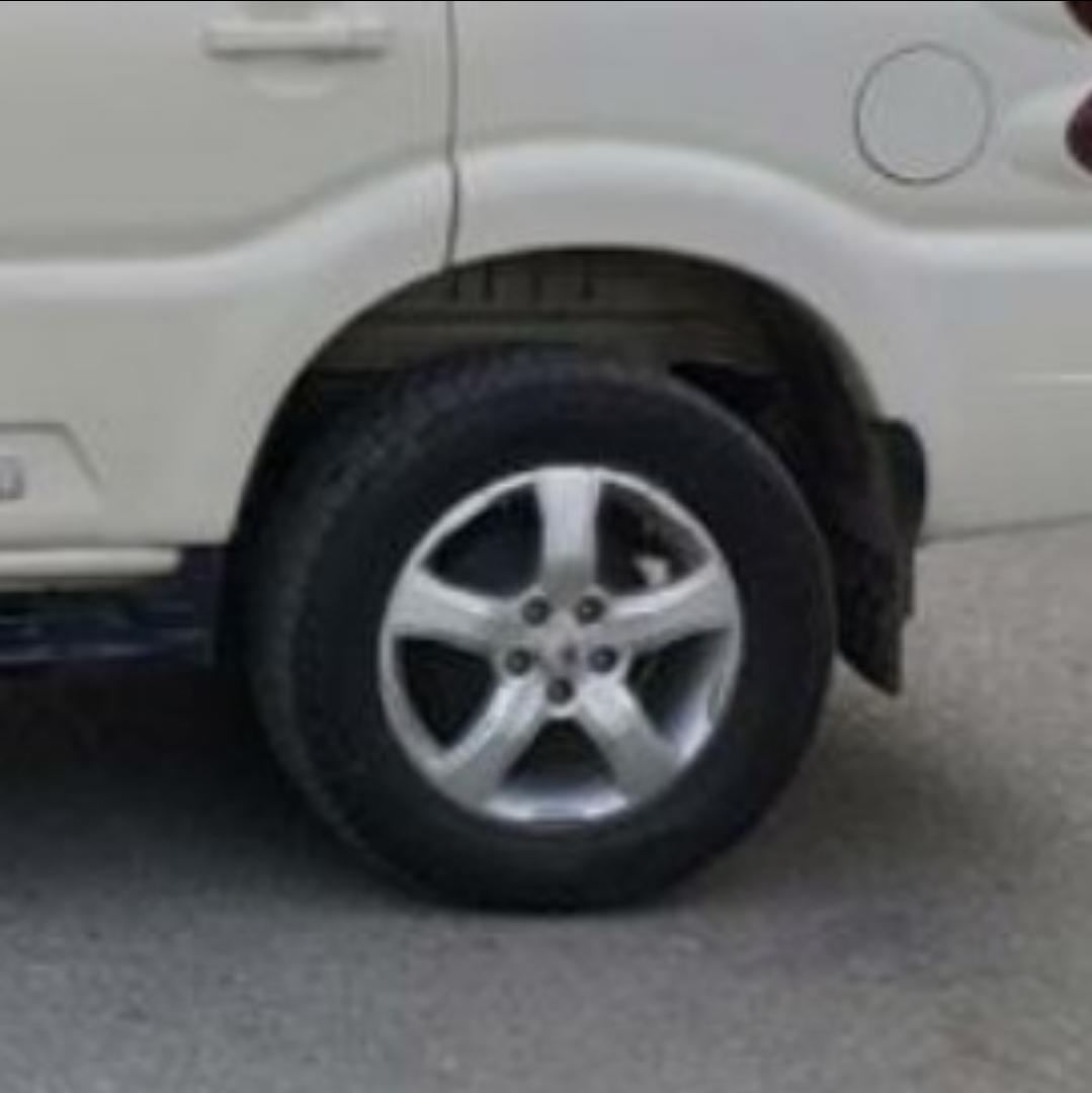 MAHINDRA SCORPIO S7 120 2WD