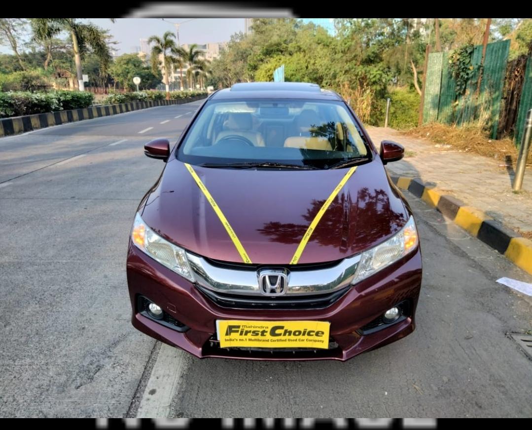 Used Honda City Vx Cvt Petrol In Mumbai 2015 Model India At Best Price Id 67444